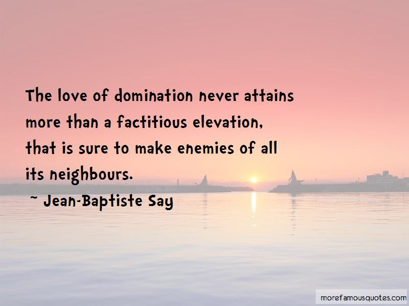 Jean-Baptiste Say Quotes Pictures 4