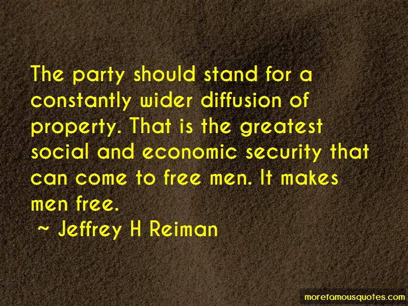 Jeffrey H Reiman Quotes Pictures 2