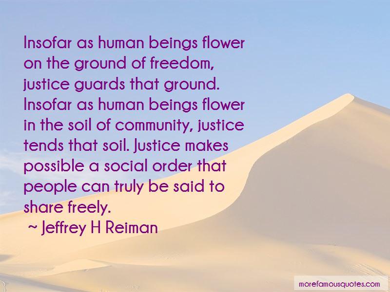 Jeffrey H Reiman Quotes Pictures 3