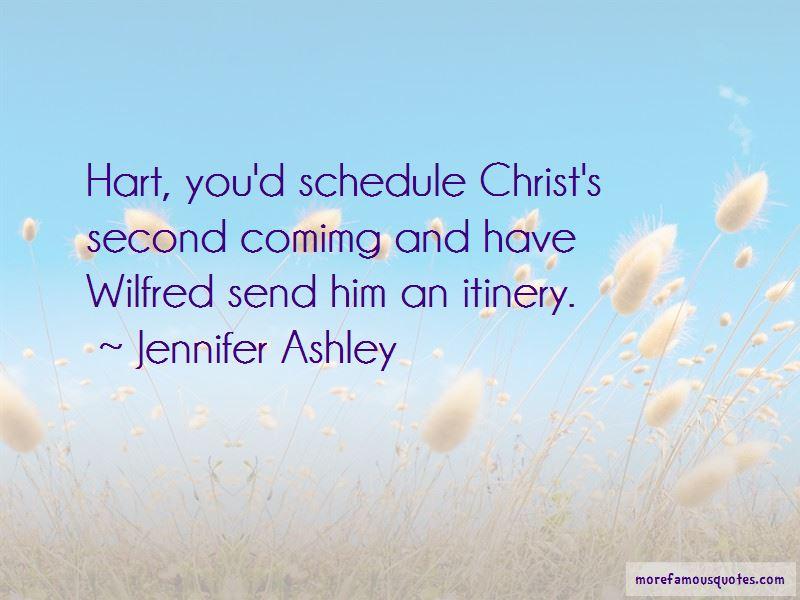 Jennifer Ashley Quotes Pictures 4