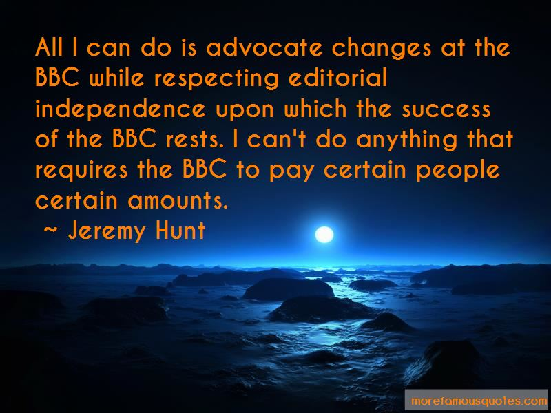 Jeremy Hunt Quotes Pictures 2
