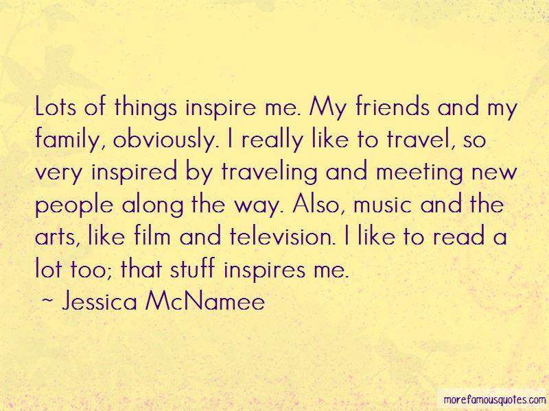 Jessica McNamee Quotes