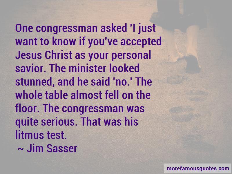 Jim Sasser Quotes Pictures 2