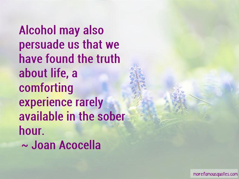 Joan Acocella Quotes