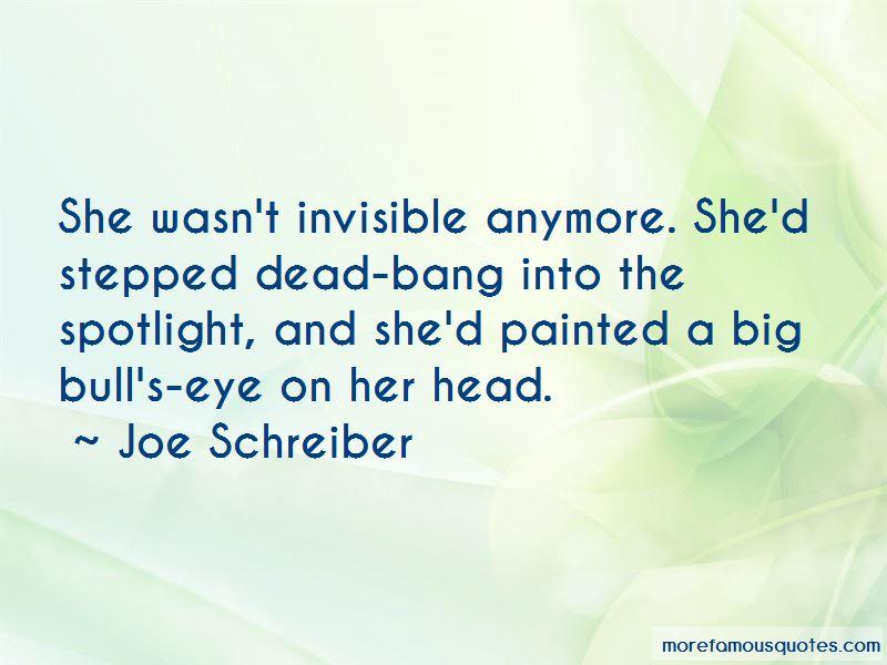 Joe Schreiber Quotes Pictures 4