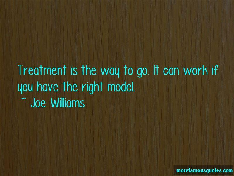 Joe Williams Quotes Pictures 2