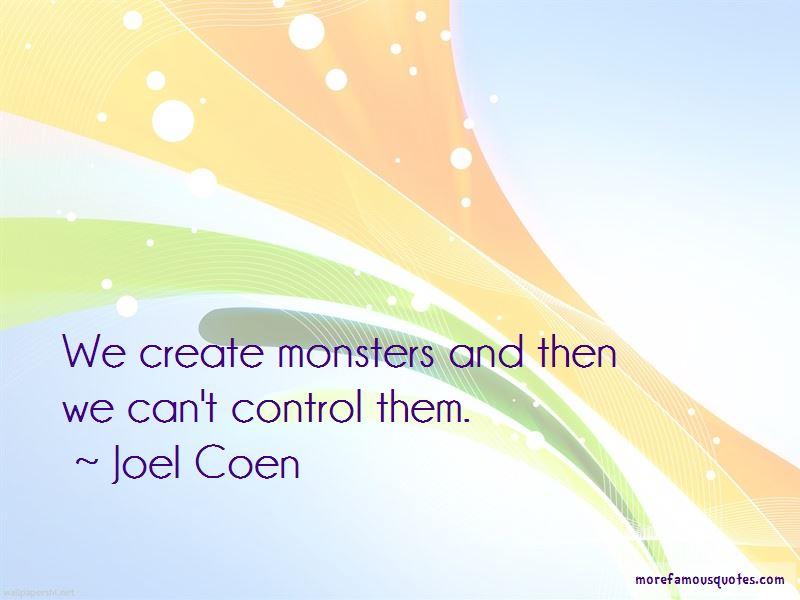 Joel Coen Quotes Pictures 2
