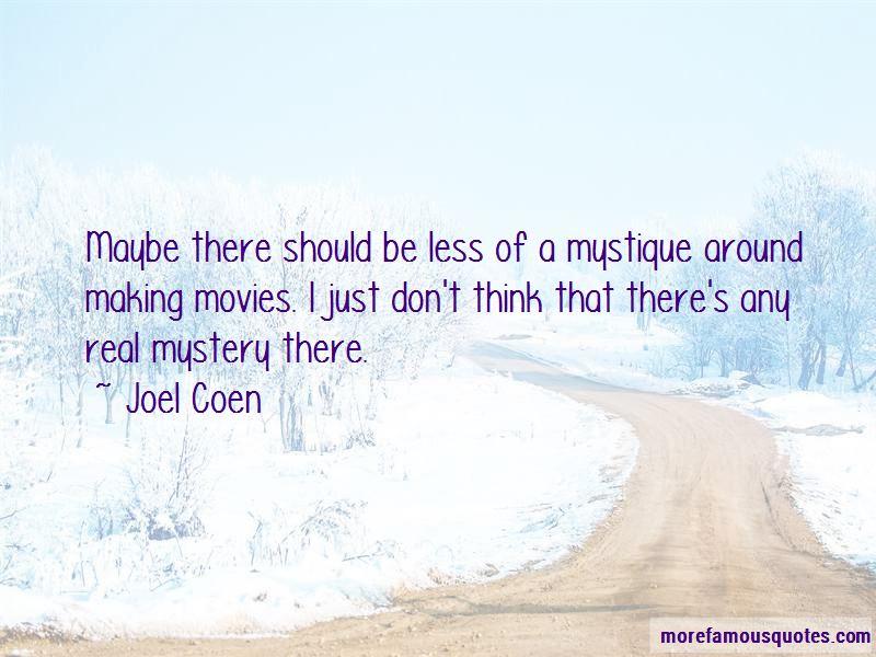 Joel Coen Quotes Pictures 4