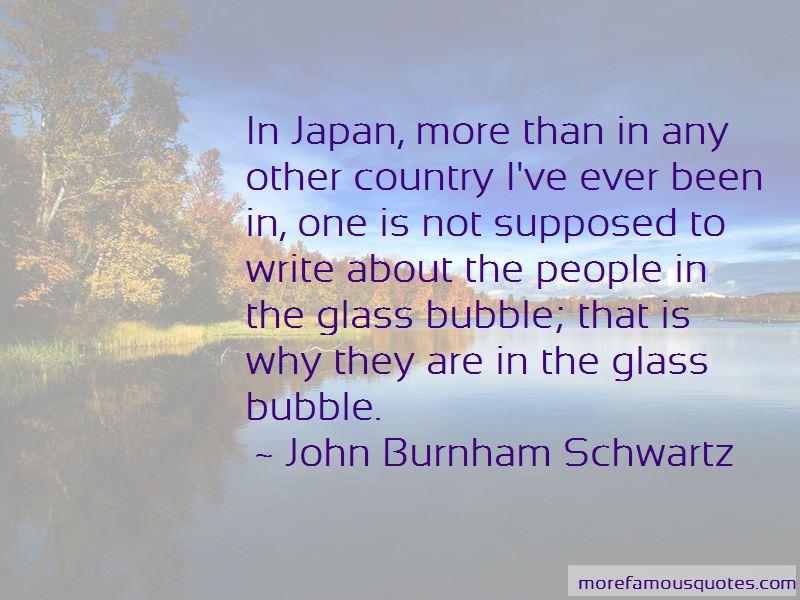 John Burnham Schwartz Quotes Pictures 4