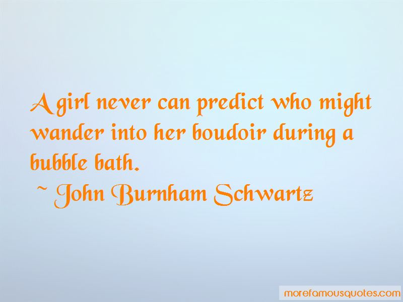 John Burnham Schwartz Quotes