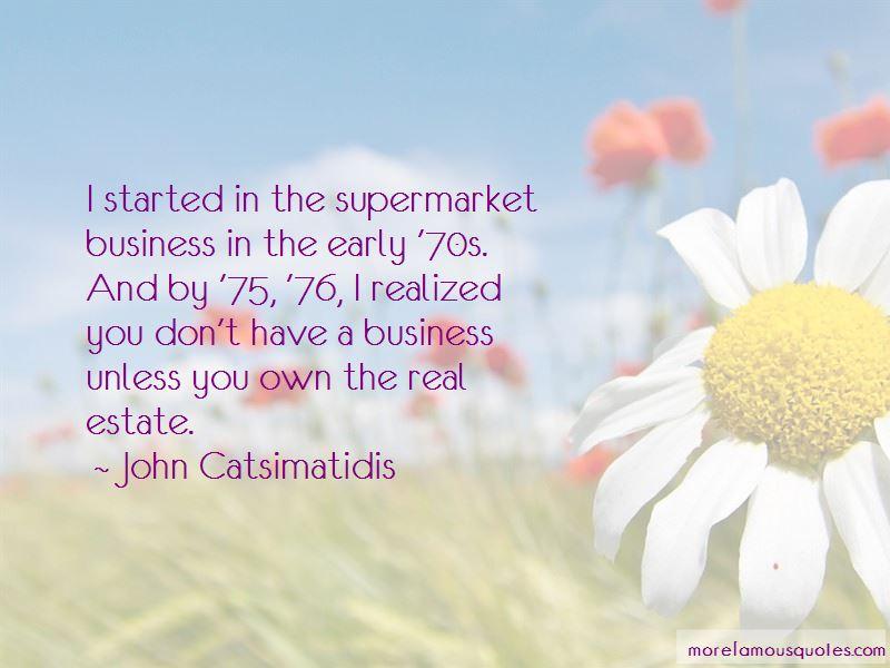 John Catsimatidis Quotes Pictures 2