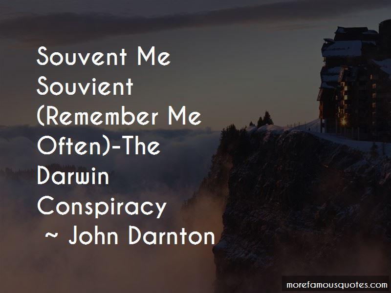 John Darnton Quotes