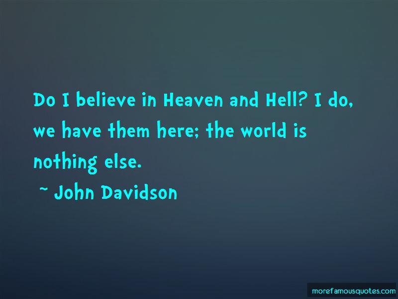 John Davidson Quotes Pictures 3