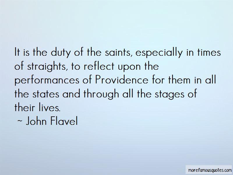 John Flavel Quotes