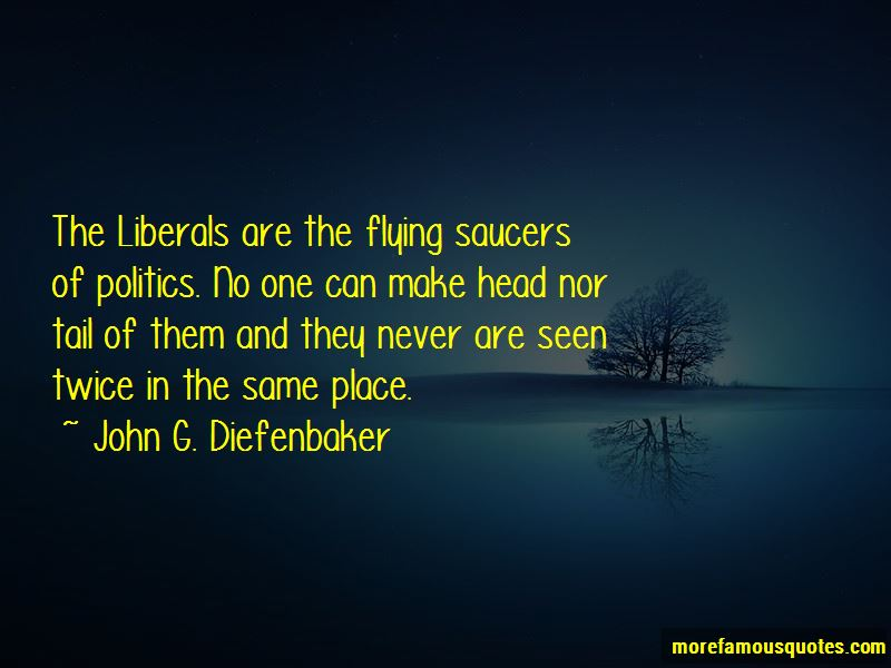 John G. Diefenbaker Quotes Pictures 4