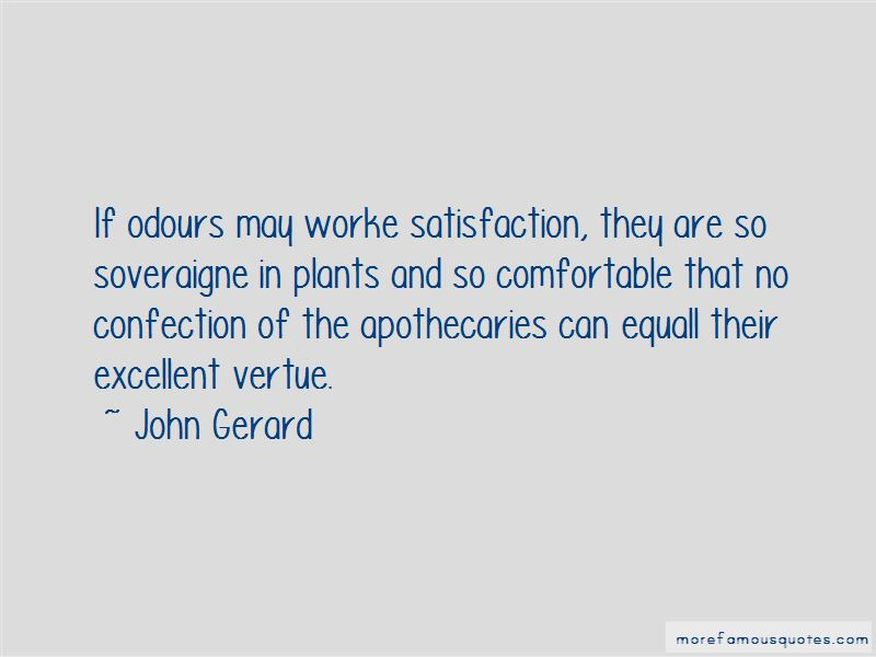 John Gerard Quotes Pictures 2