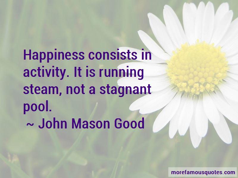 John Mason Good Quotes
