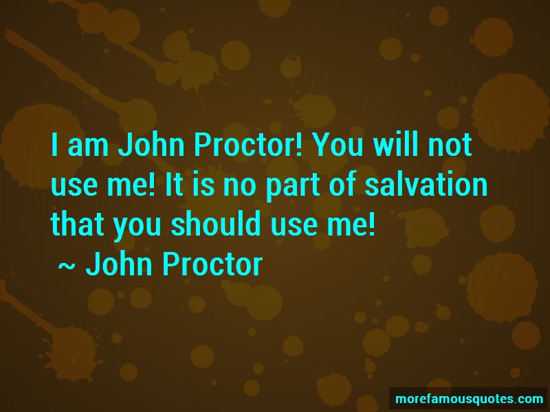 John Proctor Quotes Pictures 2