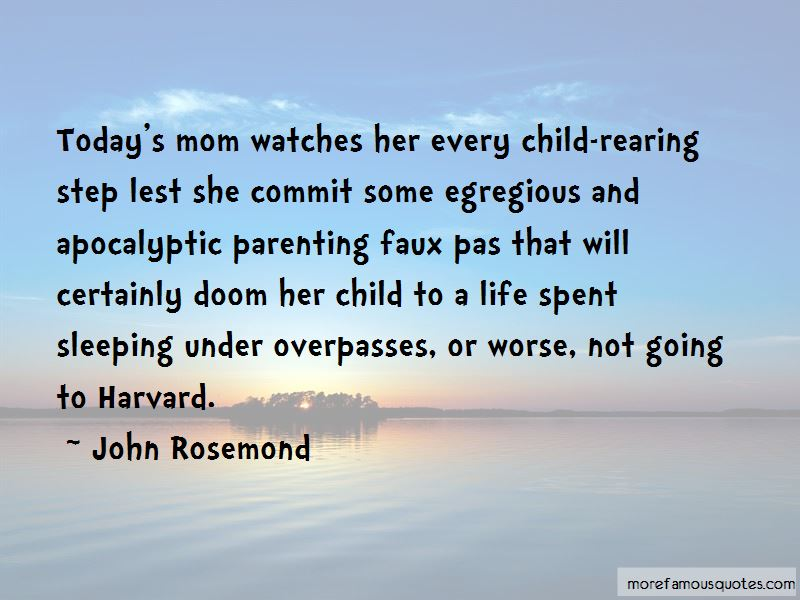 John Rosemond Quotes