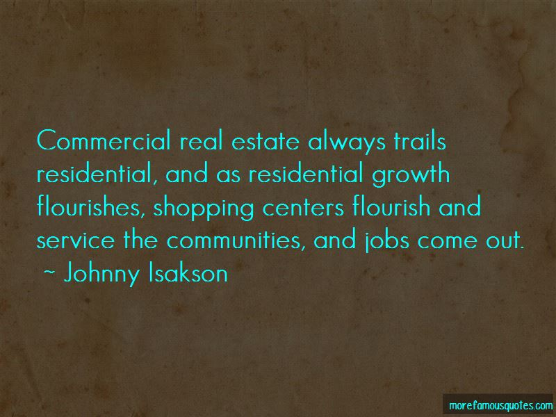 Johnny Isakson Quotes