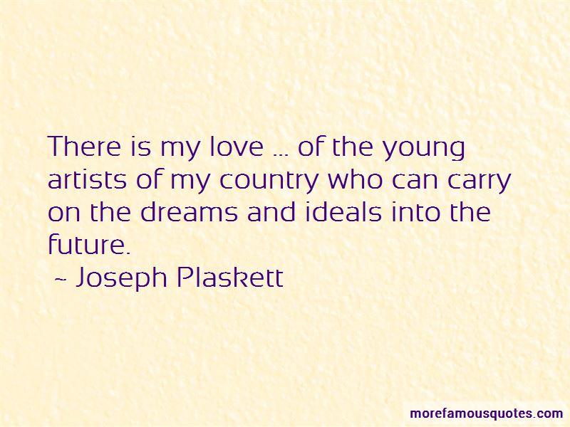 Joseph Plaskett Quotes Pictures 2