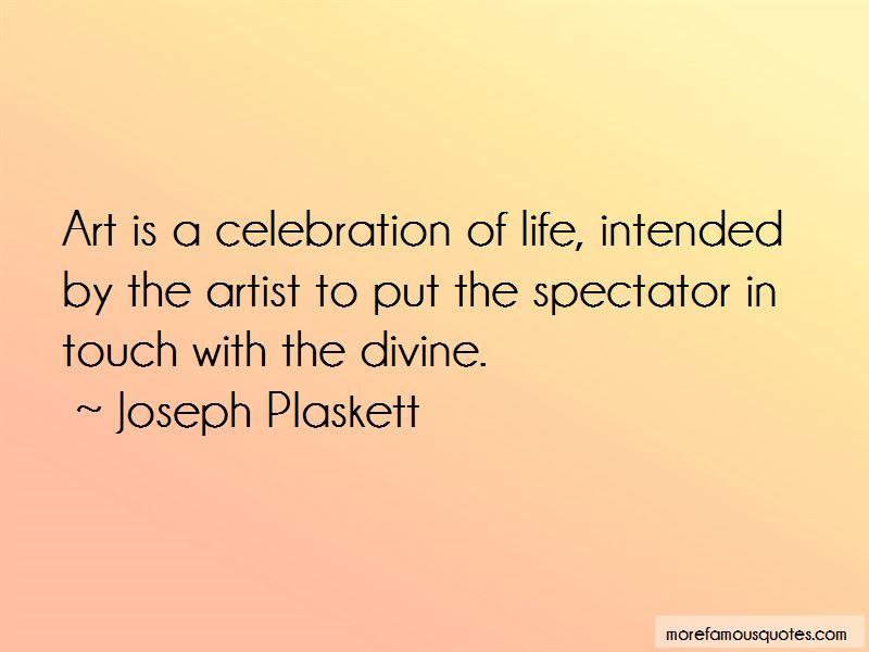 Joseph Plaskett Quotes Pictures 4