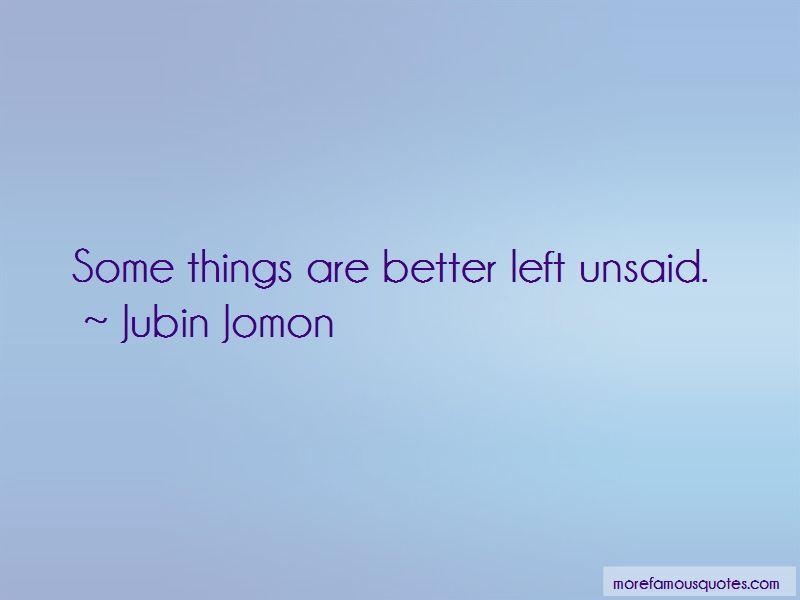 Jubin Jomon Quotes Pictures 2