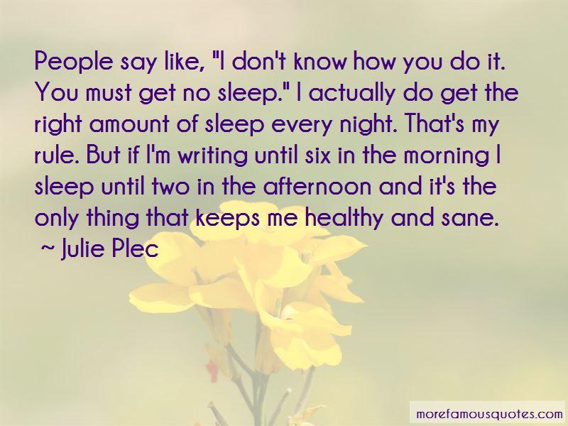 Julie Plec Quotes Pictures 4