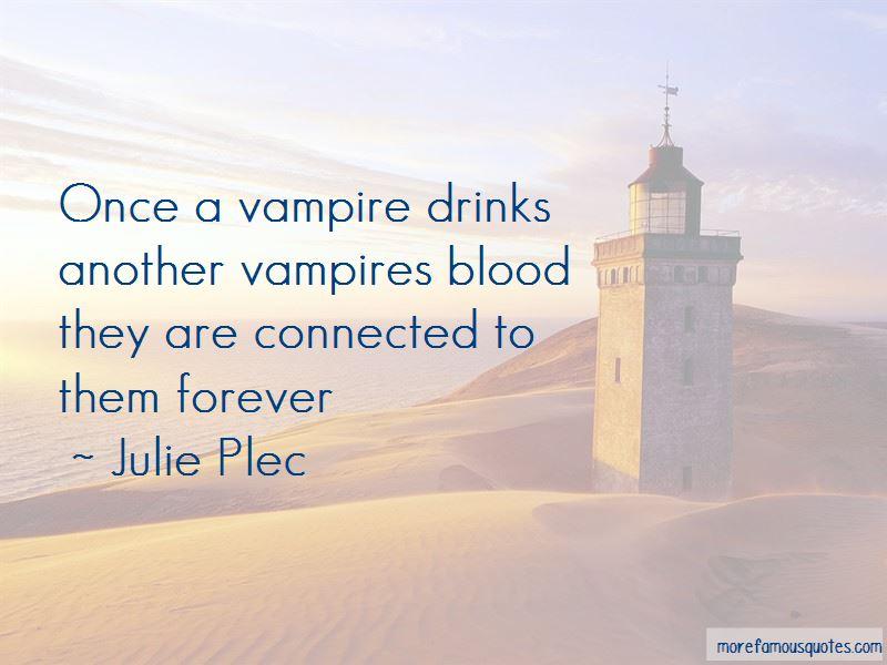 Julie Plec Quotes
