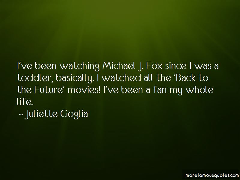 Juliette Goglia Quotes Pictures 2