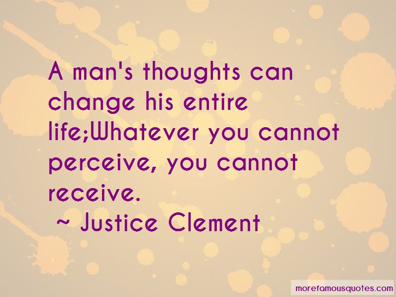 Justice Clement Quotes Pictures 3