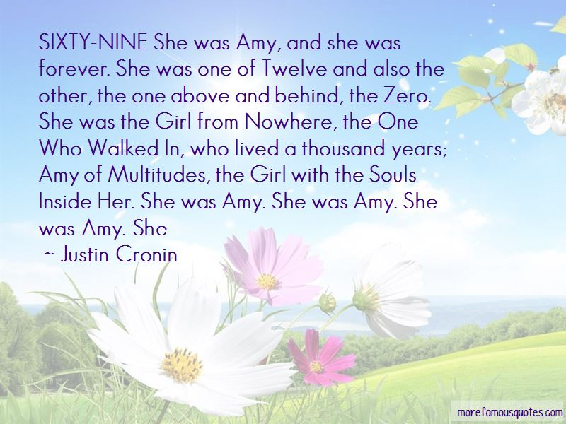 Justin Cronin Quotes Pictures 3