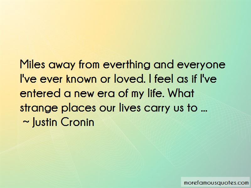 Justin Cronin Quotes Pictures 4