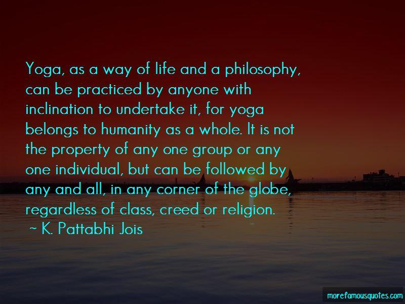 K. Pattabhi Jois Quotes Pictures 2