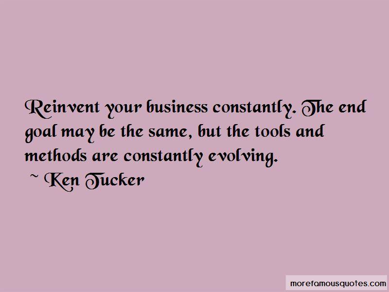 Ken Tucker Quotes Pictures 2