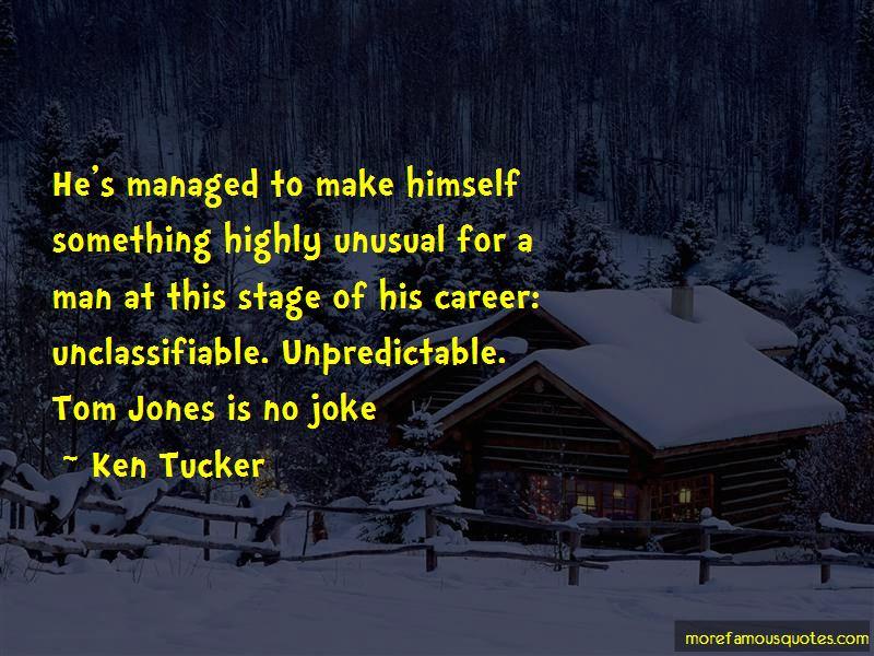 Ken Tucker Quotes Pictures 3