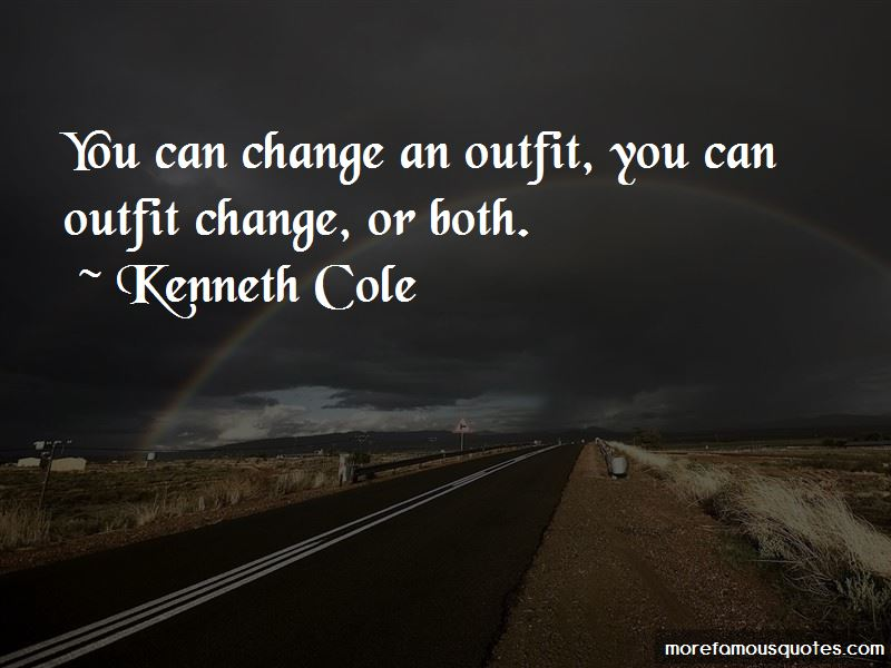 Kenneth Cole Quotes Pictures 3