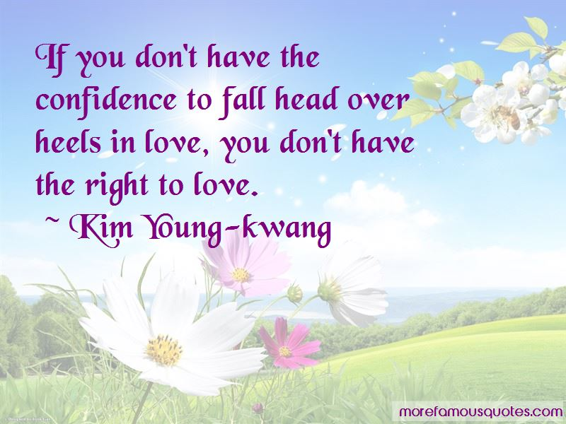 Kim Young-kwang Quotes Pictures 2