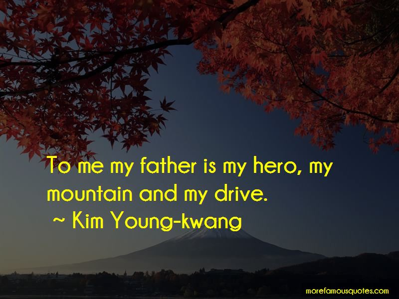 Kim Young-kwang Quotes Pictures 3