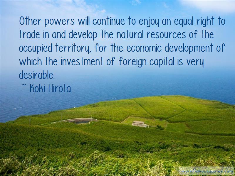 Koki Hirota Quotes Pictures 3