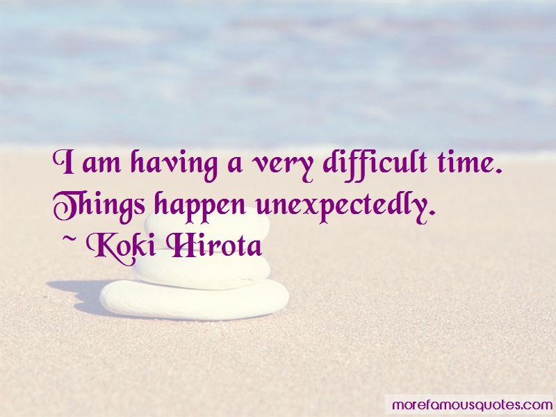 Koki Hirota Quotes Pictures 4