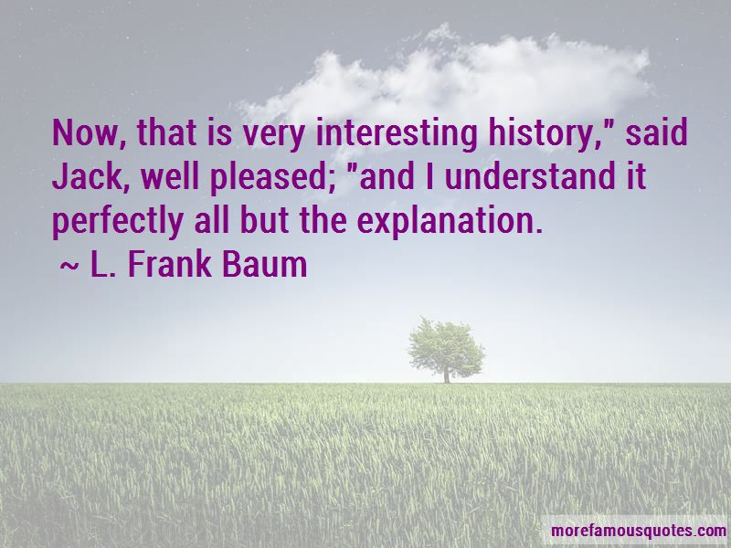 L. Frank Baum Quotes Pictures 2