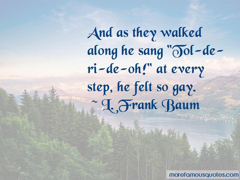 L. Frank Baum Quotes Pictures 3