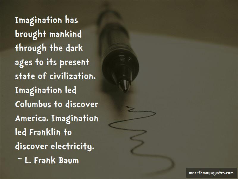L. Frank Baum Quotes Pictures 4