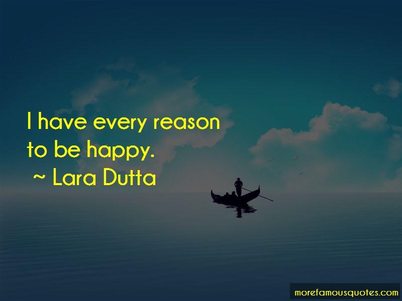 Lara Dutta Quotes