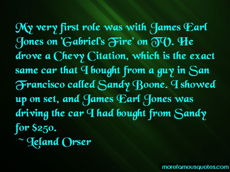 Leland Orser Quotes Pictures 4