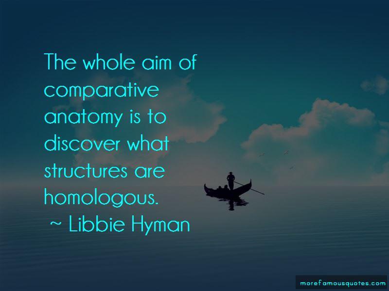 Libbie Hyman Quotes