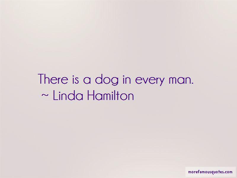 Linda Hamilton Quotes Pictures 3