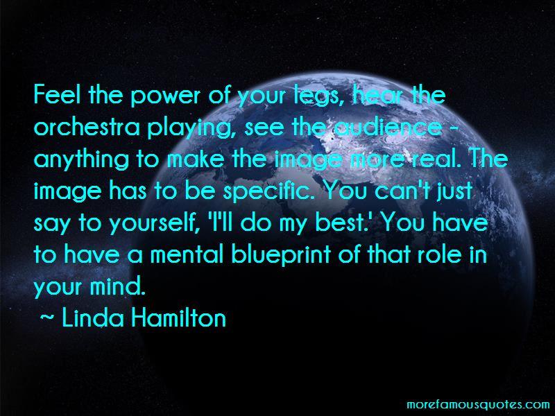 Linda Hamilton Quotes Pictures 4