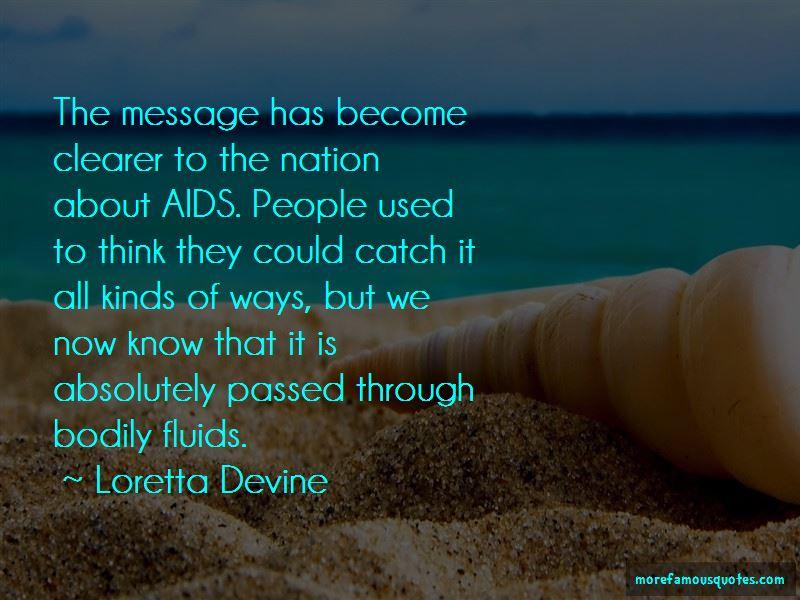 Loretta Devine Quotes Pictures 2